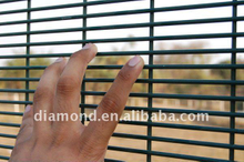 Alibaba High Quality Galvanized Anti-Climb Secuity Fence From China