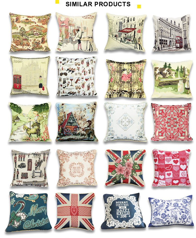 Factory Wholesale custom throw pillow decorative
