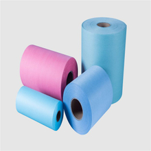 plain woodpulp pp medical use material spunlace nonwoven in roll