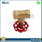 100% on-time shipment protection low price water stop valve (BW-LFS01)