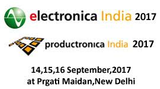 Invitation to Productronica India 2017