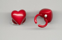Blinking Heart Ring