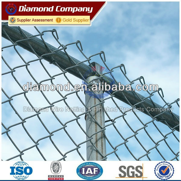 lowest price Diamond wire mesh chain link fence - Diamond Wire ...