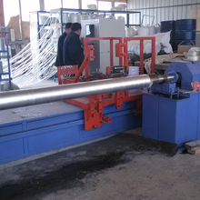 FRP cable pipe winding machine