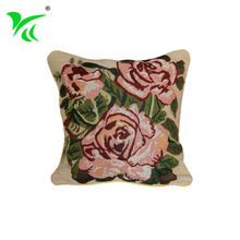 Home decor living room bedroom Jacquard woven cushion pillow