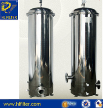 cartridge filter housing