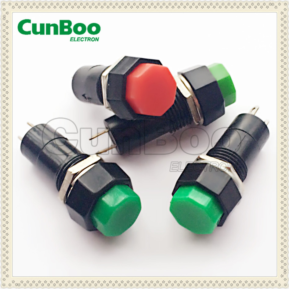lock push button switch