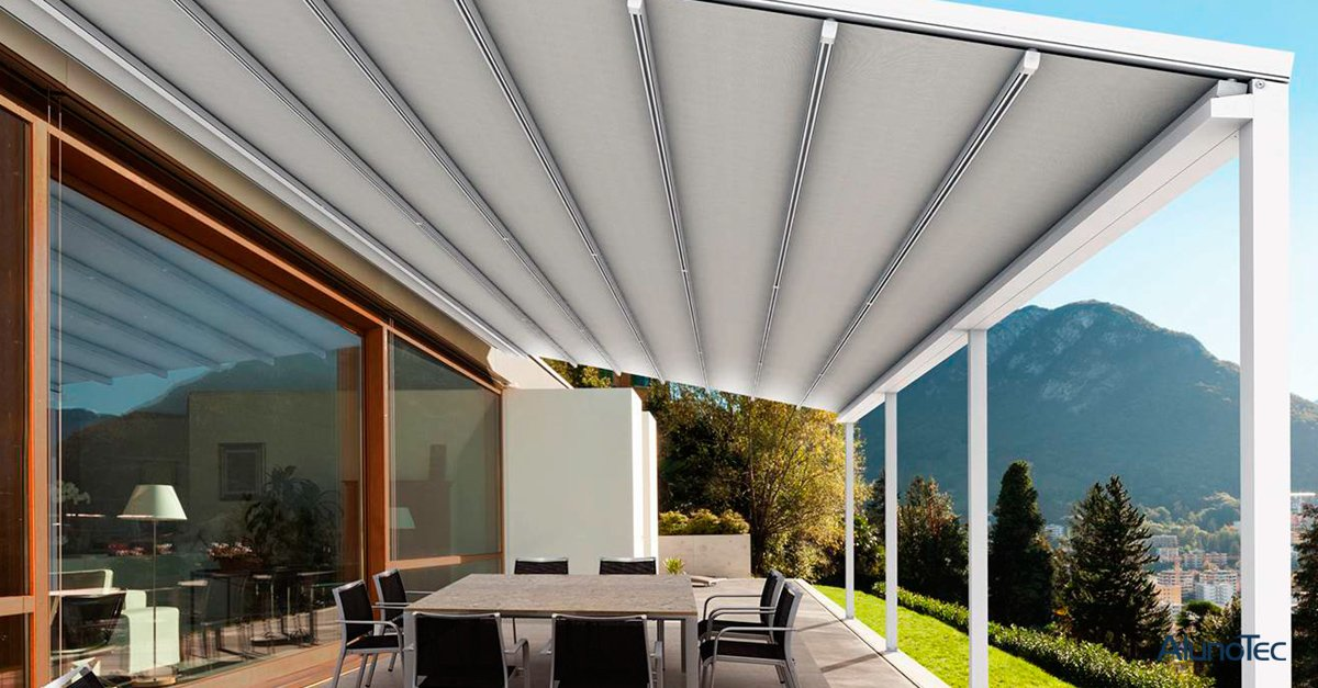 Know More About Alunotec Retractable Awnings Aluminum