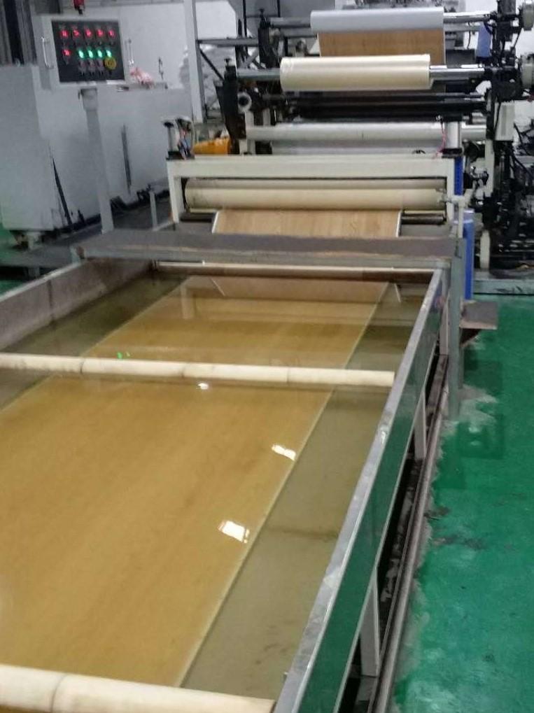 LVT Flooring Extrusion Line