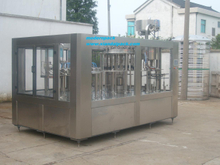 Juice (with Granular) Filling Machine (CGF18-18-6)