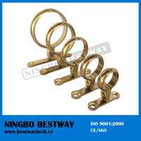 Brass Saddle Clamp Direct Factory