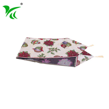 Using kitchen decorative cotton polyester tapestry table runners