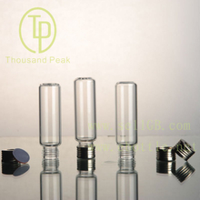 TP-1-22 20ml clear glass vials with aluminum cover