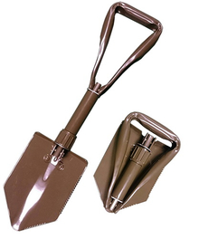 Double Folding Shovel