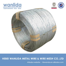 Anping factory 3mm diameter galvanized steel wire ( BV )