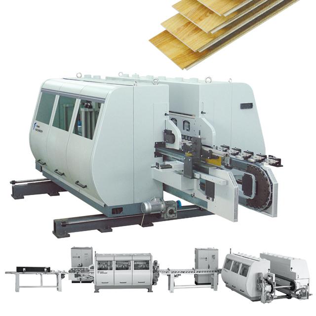 Pvc Vinyl Floor Plank Making Machine Production Equipment