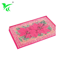 Home decor living room Jacquard woven carpet doormat