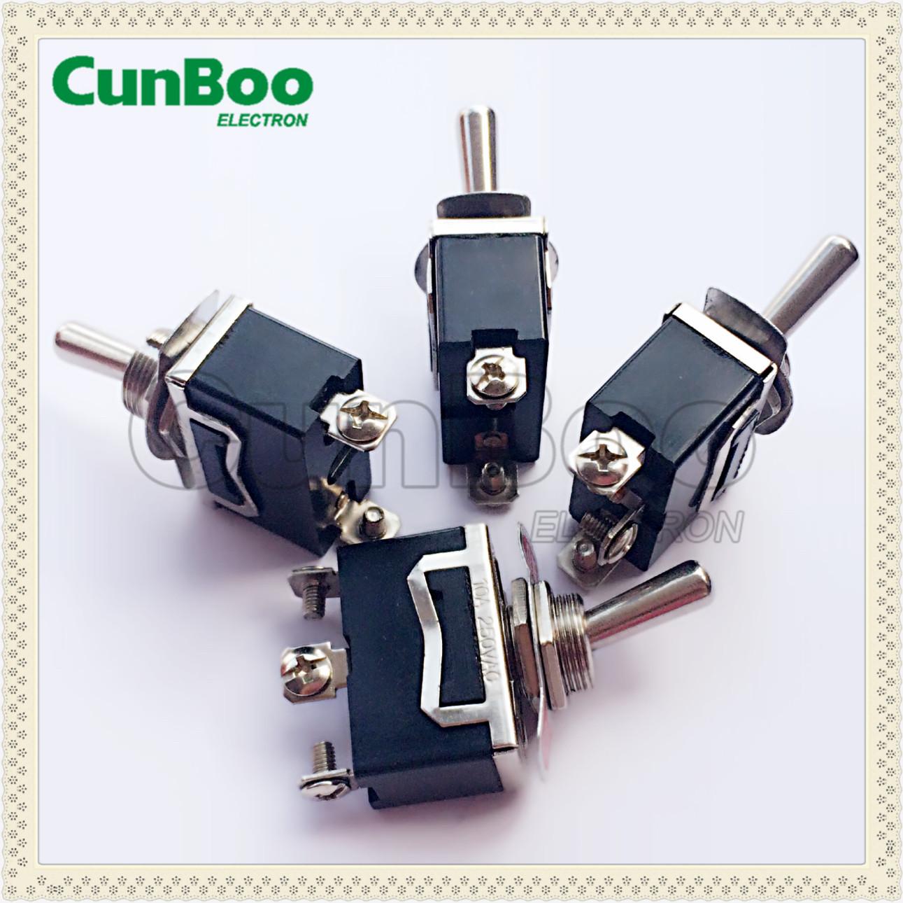15A 250V Rocker Toggle Switch