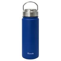 Stainless Steel Vacuum Sports Bottle with S/S Loop 540ml, 946ml