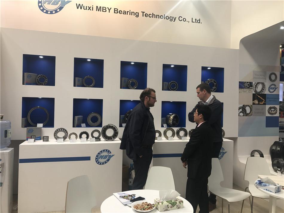 MBY Bearing Attending Hannover Messe 2017 02.jpg