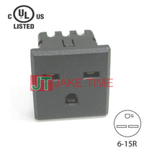 NEMA 6-15R Non-Locking Receptacle