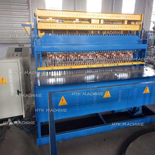 Welded Wire Mesh Panel Machine - Hebei HTK Welding Equipment ...