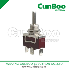 KN3(C)-102P 10A on-off toggle switch