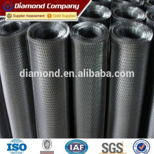 galvanized expanded metal mesh / expanded stainless steel wire mesh factory