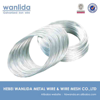 High quality 12.5 gauge galvanized wire ( BV Certification )