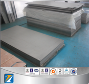 Grade 5 Titanium Alloy Sheet -- For folding knife liners, inlays, and metal projects