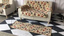 Floral Wholesale Tapestry Blanket Throw