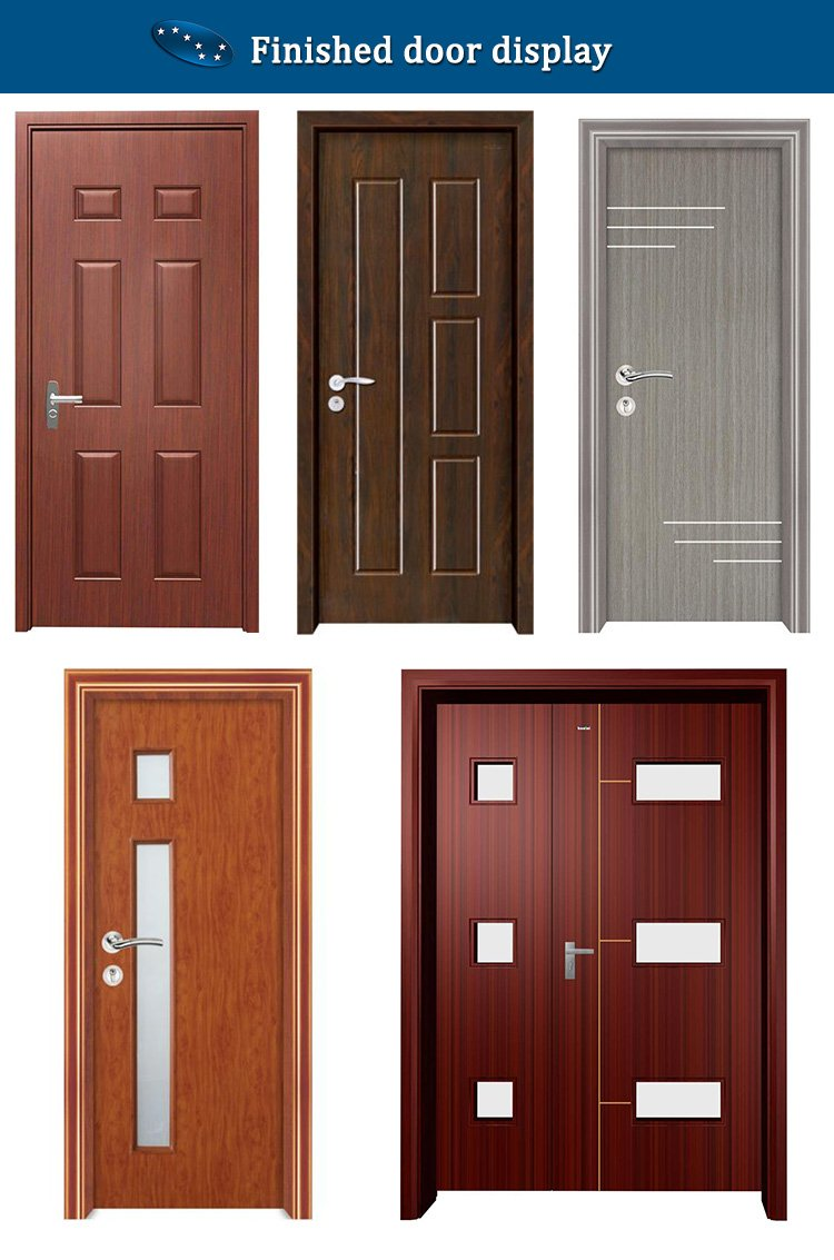 WPC PVC door show.jpg