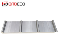 Four Waves Roof Insulated Panel