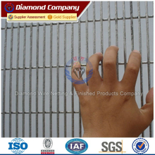 boundary wall fencing,High security 358 anti-cut prison fence,anti-climb wire mesh fence