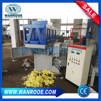 Waste Fabric Cloth Shredder Fabric Shredding Machine