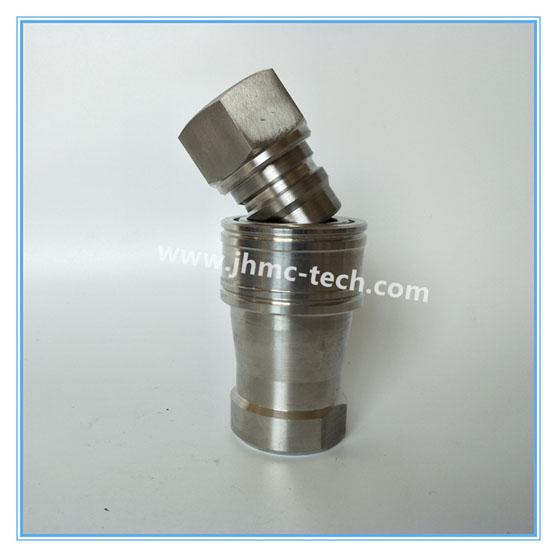 Close type pneumatic Quick Coupling-5