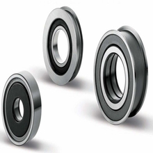 Chain Pulley - Double Row Angular Contact Ball Bearing Type