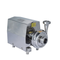 Sanitary Stainless Steel Food Grade Centrifugal Pump