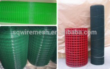 hot sell pvc welded wire mesh for rabbit cage,bird cage (factory price)