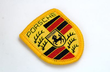 Woven Embroidery Patch