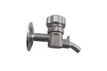 Sanitary SS304 Stainless Steel Sampling Valve