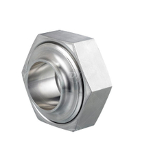 Sanitary Stainless Steel Hex Union
