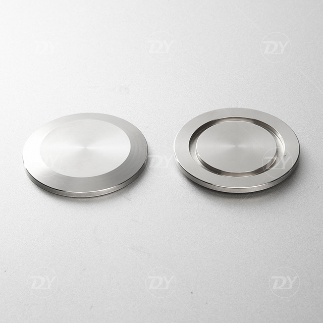 Sanitary Stainless Steel Solid Clamp End Cap