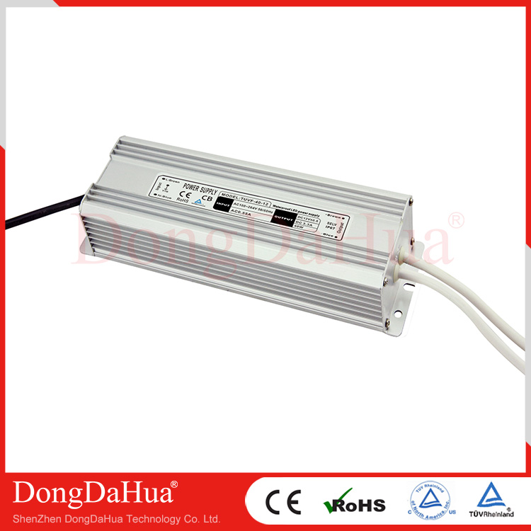 TUVF Series 40W LED Power Supply