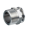 Stainless Steel Sanitary Clamp X Male Adapter