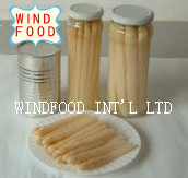 White Asparagus Canned