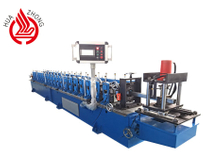 QUOTATION FOR DOOR GUIDE ROLL FORMING MACHINE