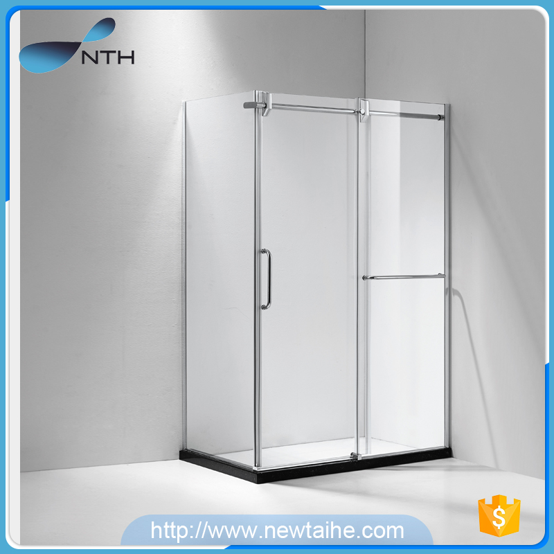 Glass enclosed indoor portable bathroom shower - Buy shower ...