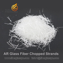High Zirconium A Grade E-glass Ar Fiberglass Chopped Strand