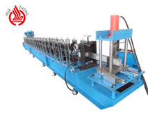 MUTE TRACK ROLL FORMING MACHINE